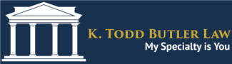 K Todd Butler Law Firm Logo